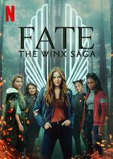 Search netflix Fate: The Winx Saga